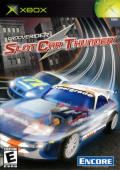 GrooveRider:  Slot Car Thunder Xbox Front Cover