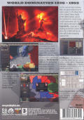 Hearts of Iron II: Doomsday Windows Back Cover