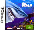 Finding Nemo: Escape to the Big Blue Nintendo DS Front Cover
