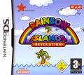 Rainbow Islands Revolution Nintendo DS Front Cover