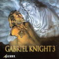 Gabriel Knight 3: Blood of the Sacred, Blood of the Damned Windows Other Jewel Case Insert - Front