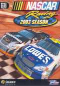 NASCAR Racing 2003 Season Windows Front Cover