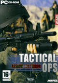 Tactical Ops: Assault on Terror Windows Front Cover