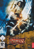 Sid Meier's Pirates! Windows Other Keep Case - Front