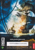 Sid Meier's Pirates! Windows Other Keep Case - Back