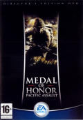 Medal of Honor: Pacific Assault (Director's Edition DVD) Windows Other Keep Case - Front Cover