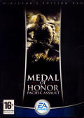 Medal of Honor: Pacific Assault (Director's Edition DVD) Windows Front Cover