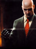 Hitman: Blood Money (Collector's Edition) Windows Other Outside Cover: Left Flap - Front