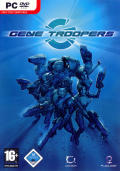Gene Troopers Windows Front Cover