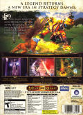 Heroes of Might and Magic V Windows Back Cover