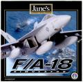 Jane's Combat Simulations: F/A-18 Simulator Windows Other Jewel Case - Front