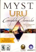 Myst Uru Complete Chronicles Windows Front Cover
