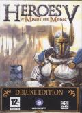Heroes of Might and Magic V (Deluxe Edition) Windows Front Cover