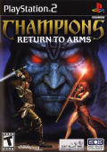 Champions: Return to Arms PlayStation 2 Front Cover