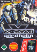ATARI TwinPack: X-Com Enforcer and Independence War 2: Edge of Chaos Windows Front Cover