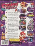 Cosmic Spacehead DOS Back Cover