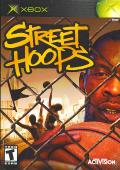 Street Hoops Xbox Front Cover