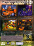 Heroes of Might and Magic V (Deluxe Edition) Windows Other Box - Back