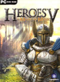 Heroes of Might and Magic V (Deluxe Edition) Windows Other Box - Front