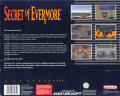 Secret of Evermore SNES Back Cover