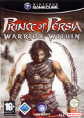 Prince of Persia: Warrior Within GameCube Front Cover