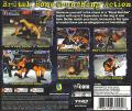 WWF Royal Rumble Dreamcast Back Cover