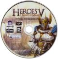 Heroes of Might and Magic V (Deluxe Edition) Windows Media