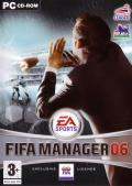 FIFA Manager 06 Windows Front Cover