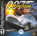 007: Racing PlayStation Front Cover
