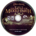 The Lord of the Rings: The Battle for Middle Earth II (Collector's Edition) Windows Media Game Disc
