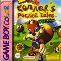 Conker's Pocket Tales Game Boy Color Front Cover