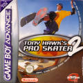 Tony Hawk's Pro Skater 2 Game Boy Advance Front Cover