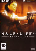 Half-Life 2: Episode One Windows Front Cover