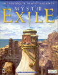 Myst III: Exile Macintosh Front Cover