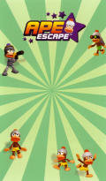 Ape Escape: On the Loose PSP Inside Cover Right