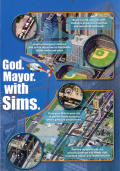 SimCity 4 Macintosh Inside Cover Right Side