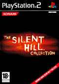 The Silent Hill Collection PlayStation 2 Front Cover