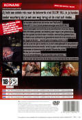 The Silent Hill Collection PlayStation 2 Back Cover