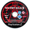 The Silent Hill Collection PlayStation 2 Media Silent Hill 3 Disc