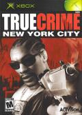 True Crime: New York City Xbox Front Cover