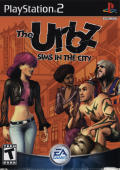 The Urbz: Sims in the City PlayStation 2 Front Cover