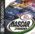 NASCAR 2000 PlayStation Front Cover