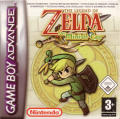 The Legend of Zelda: The Minish Cap Game Boy Advance Front Cover