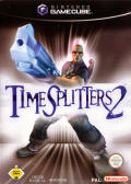 TimeSplitters 2 GameCube Front Cover