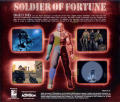 Soldier of Fortune Windows Other Jewel Case - Back