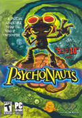 Psychonauts Windows Front Cover