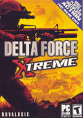 Delta Force: Xtreme Windows Front Cover