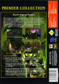 Legacy of Kain: Soul Reaver 2 Windows Back Cover