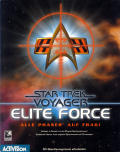 Star Trek: Voyager - Elite Force (Collector's Edition) Windows Other Box - Front