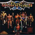 Time Warriors Windows Other Jewel Case / Manual Front